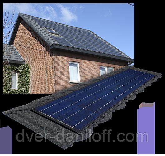 Солнечные батареи MetroLightPower, премиум стиль