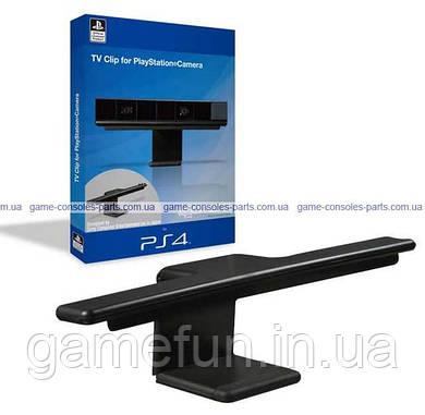 Держатель-крепление для камеры PS4 на телевизор ЖК (4gamers)
