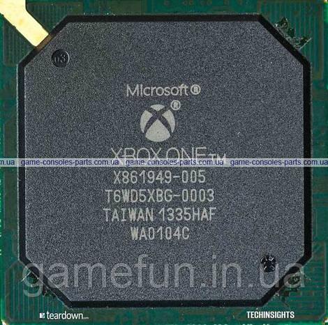 Xbox one X861949-005 южный мост (Original)