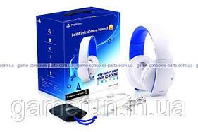 Наушники Sony Wireless Stereo Headset 2.0 (Белые)