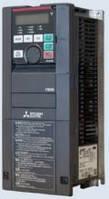 Преобразователь частоты Mitsubishi Electric FR-F800 50 кВт 3-ф/380 FR-F820-01540-LD