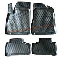 Резиновые коврики для ВАЗ 1117 Kalina (2004-2013) универсал (5мест)