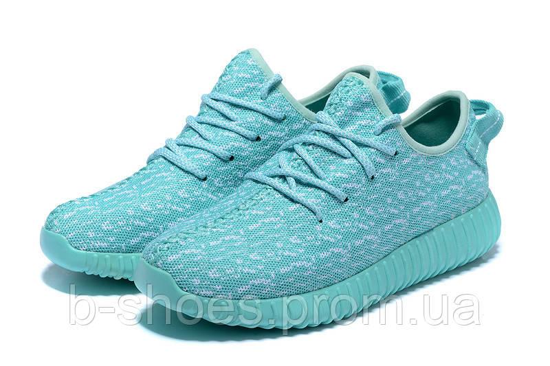 Женские кроссовки Adidas Yeezy boost 350 (Mint Green)