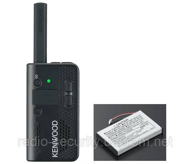 Kenwood PKT-03  Ультракомпактная радиостанция карманного размера