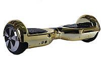 Гироскутер SmartWay U3 хром, золотой (Гироборд, Smart Board скейт), фото 1