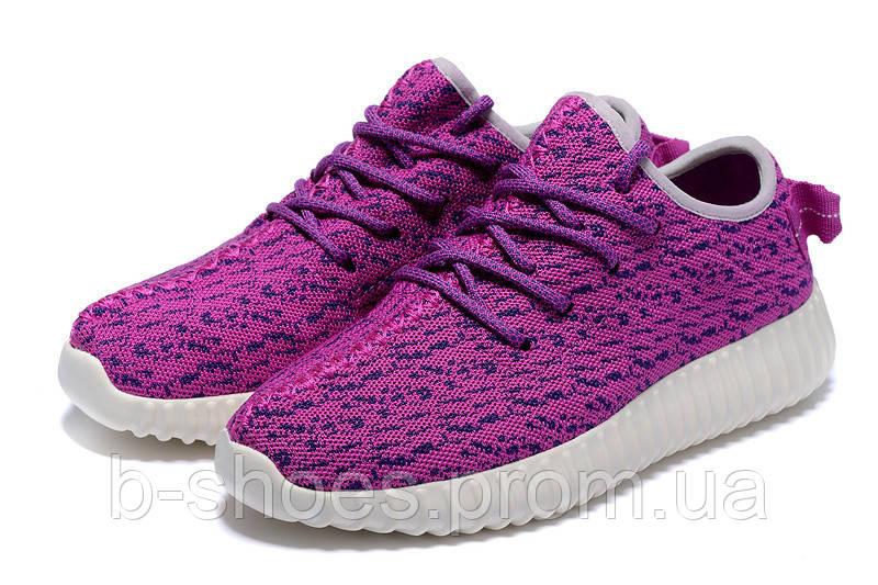 Женские кроссовки Adidas Yeezy boost 350 (Purple)