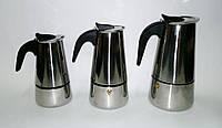 Гейзерная кофеварка A-plus  200 мл