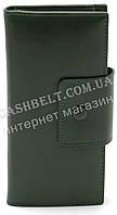 Женский стильный кошелек зеленого цвета SAARALYNN art.8821