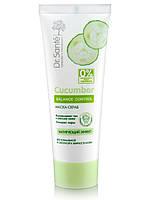 Маска-скраб для лица Cucumber Balance Control, 75 мл