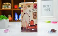 Чехол накладка для Nokia X с принтом Лондонский глаз
