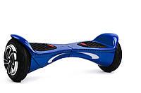 Гироскутер (мини сигвей) GTF jetroll United Edition, синий