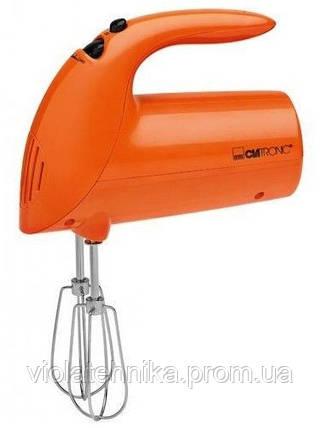 Миксер электрический ручной CLATRONIC HM 3014 orange