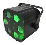 FREE COLOR MBL110 Светодиодный световой прибор Multibeam Light. 1 светодиод 10. 4 канала DMX, авторежим, звуковая активация