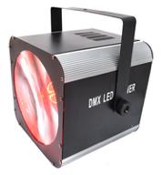 FREE COLOR MBL469 Светодиодный световой прибор 7head magic light. 371 светодиод по 10 мм. 4 канала DMX, авторежим, звуковая активация