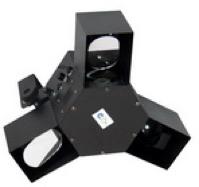 FREE COLOR SC72 Светодиодный сканирующий прибор с 3-мя зеркалами. 72 светодиода общей мощностью 20 Вт.  Угол проекции 38°. Авто-режим, звуковая