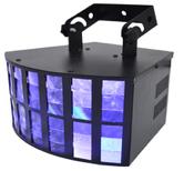 FREE COLOR FL43 Светодиодный световой прибор Flash Light. 4 светодиода по 3 Вт R, G, B, W. 8 каналов DMX, авторежим, звуковая активация