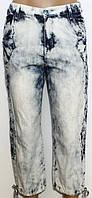 Бриджи джинсовые для женщин р. 29    арт. 1152