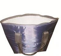 Термосумка (сумка-холодильник) пляжная Собственное производство