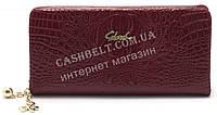 Женский удобный кошелек барсетка вишневого цвета SACRED art.858A-12, фото 1