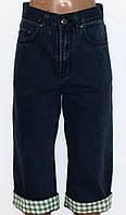 Бриджи джинсовые для мужчин р. 28   арт. 701 Турция