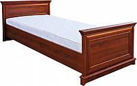 Кровать односпальная 900  Людовик (Мебель-Сервис)  2080х1065х600/800мм каштан