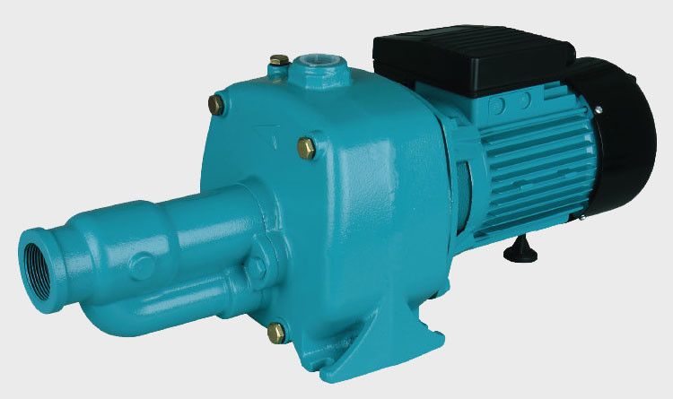 Насос поверхностный EUROAQUA  JA 300 мощность 2,2 кВт  центробежный