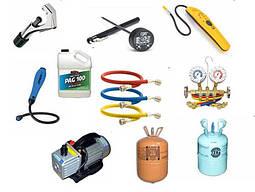 Комплектующие для климатического и холодильного оборудования