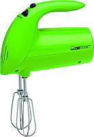 Миксер электрический ручной CLATRONIC HM 3014 зелёный