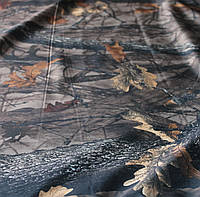 Ткань дюспо бондинг-флис лес мебранным покрытием