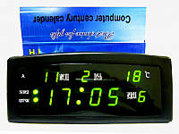 Электронные часы с будильником 909A