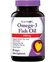 Natrol Omega-3 Fish Oil 1000 mg 90 soft