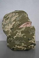 Шапка-маска (подшлемник) пиксель ЗСУ Собственное производство (1)