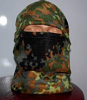 Шапка маска флис флектарн Германия Собственное производство