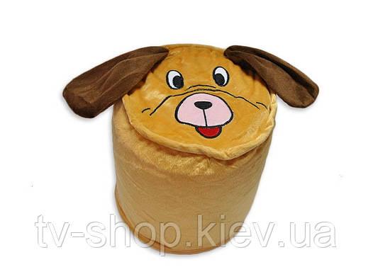 Пуфик надувной Собачка