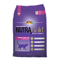 Сухой корм Nutra Gold (Нутра Голд) Finicky для привередливых кошек 100 гр