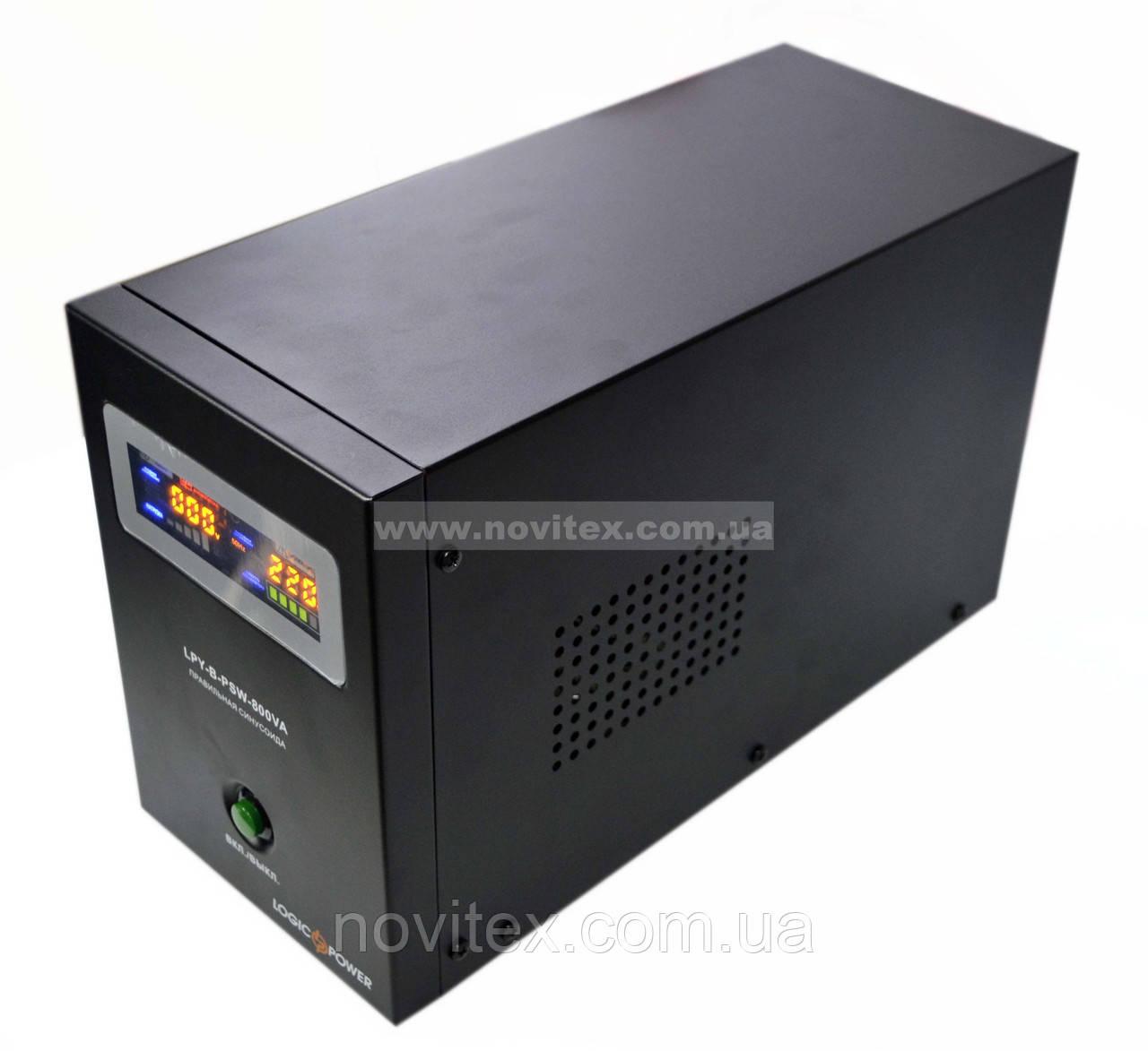 ИБП Logicpower LPY-B-PSW-800+ (560Вт)