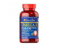 Puritan's Pride Double Strength Omega-3 1200 mg 180 soft