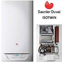 Двухконтурный газовый котел Saunier Duval (Сеньор Дюваль) Isotwin, 30 кВт, 30 кВт Открытая