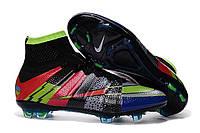 Футбольные бутсы Nike Mercurial Superfly FG What the Mercurial 44, фото 1