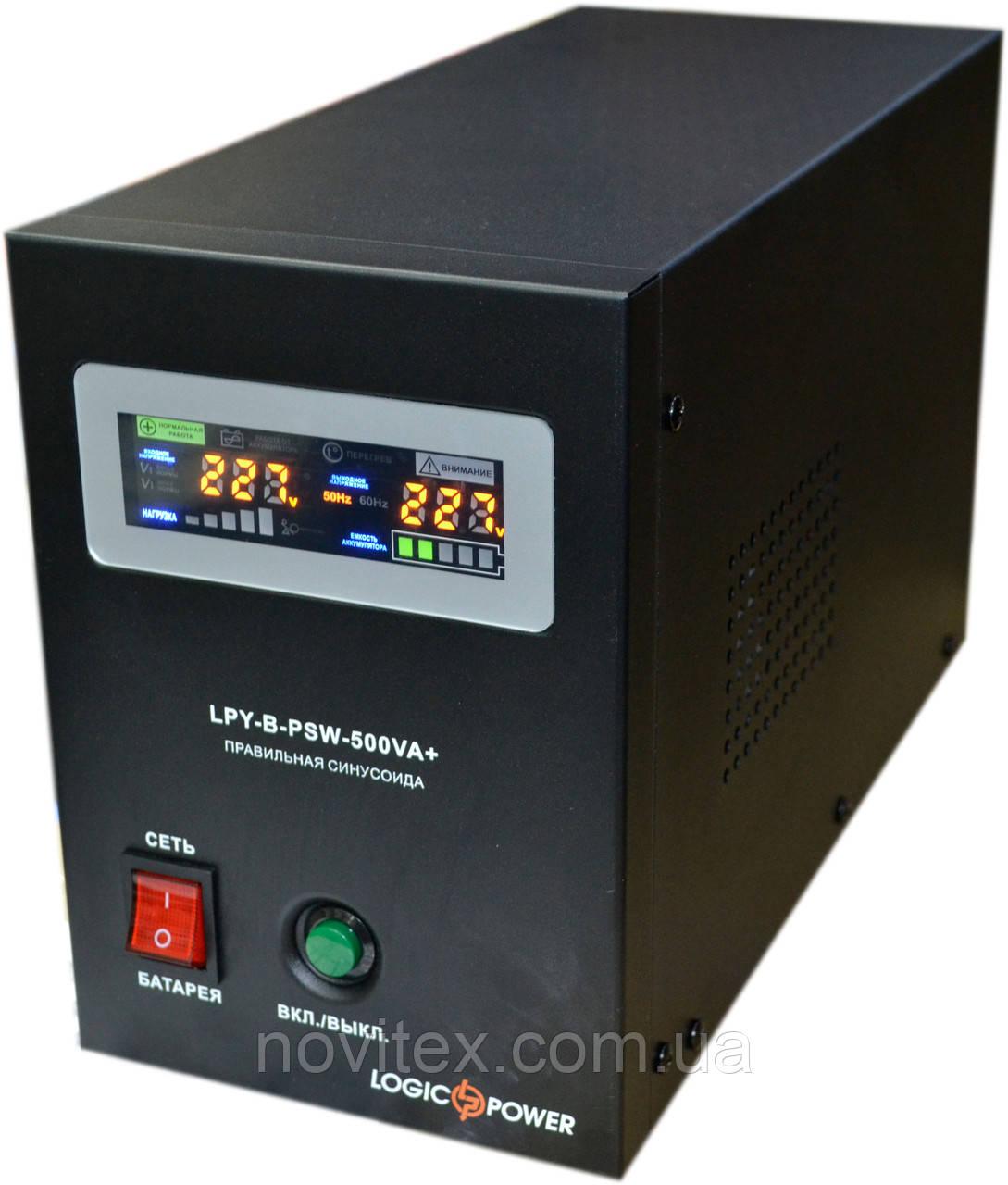 ИБП Logicpower LPY-B-PSW-500+ (350Вт)
