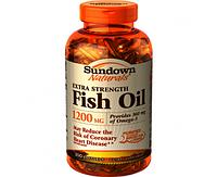 Sundown Fish Oil 1200 mg 200 soft
