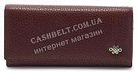 Женский классический кошелек вишневого цвета SAARALYNN art.C-6658