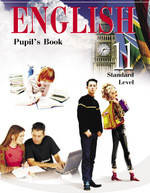 """Підручник """"Англійська мова"""" для 11 класу"""