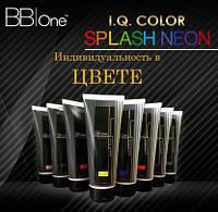 I.Q. Splash Neon - стойкие прямые красители