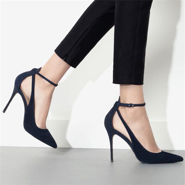 Туфли на высоком каблуке,платформе(7.5-15 см)
