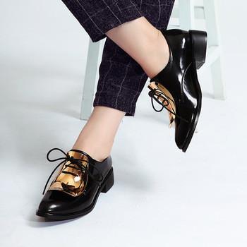Туфли низкий ход до 2,5 см