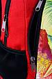 """Подростковый рюкзак """" Индийский слон """" (красный), фото 4"""