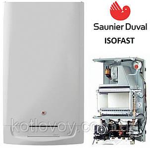 Двухконтурный газовый котел Saunier Duval (Сеньор Дюваль) Isofast, 35 кВт