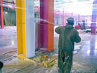 Покраска производственных помещений
