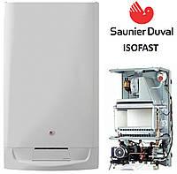 Двухконтурный газовый котел Saunier Duval (Сеньор Дюваль) Isofast, 35 кВт Открытая